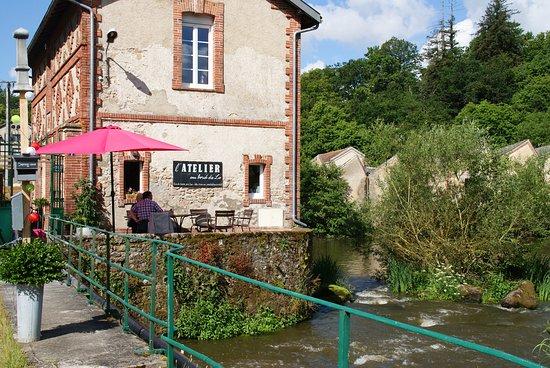 Saint-Laurent-sur-Sevre, Francia: La Conciergerie de Bodet