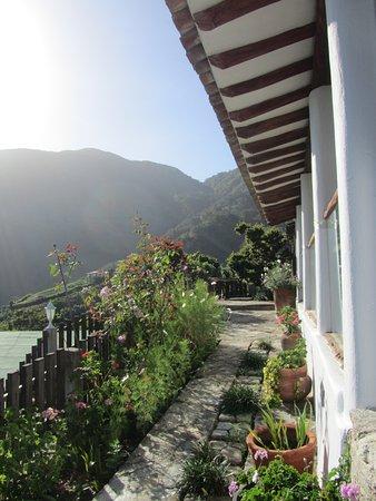 foto de terraza d avila caracas el desayuno criollo