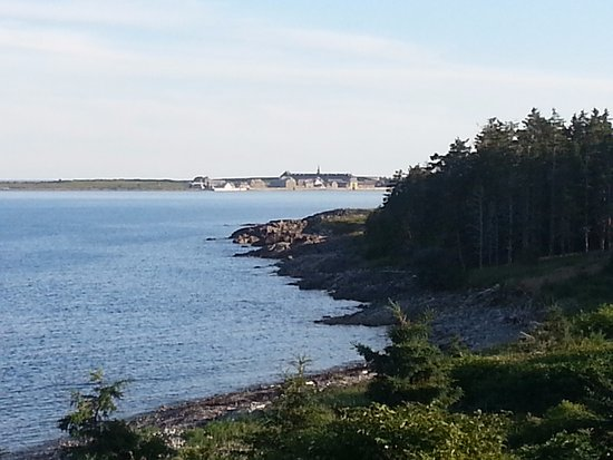 Point of View Suites at Louisbourg Gates : View from our balcony