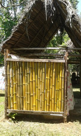 Punta Gorda, Belize: A new outdoor shower