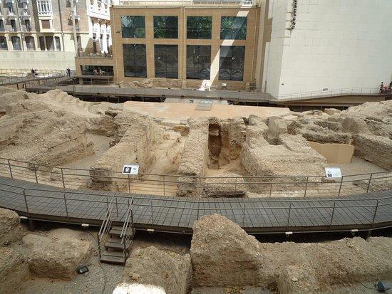 detalle - Picture of Museo del Teatro Romano de Caesaraugusta, Zaragoza - Tri...