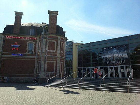 Le Chateau du Cinema - Kinepolis Lomme - 10 All You Need to Know