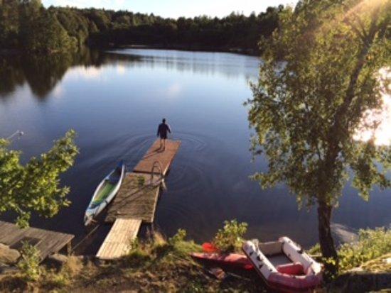 Nacka, Sweden: Holiday!