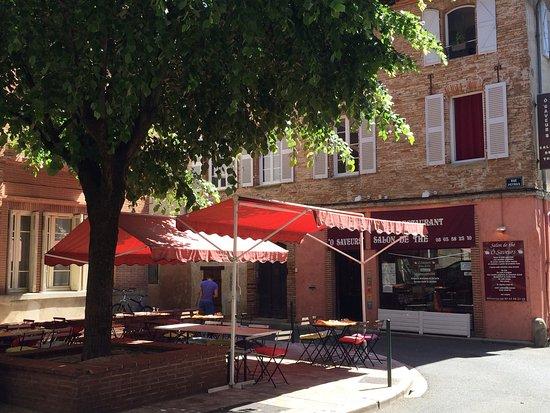 Lavaur, Γαλλία: O'Saveurs