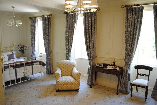 Drinagh, ไอร์แลนด์: Deluxe Double Room