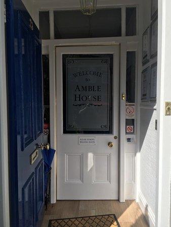 Amble House Photo