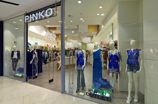buy popular 41c45 3df10 Pinko Store - Изображение One Salonica Outlet Mall, Салоники ...