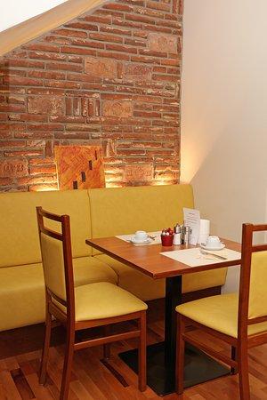 Ried Im Innkreis, Österrike: Breakfast room impressions