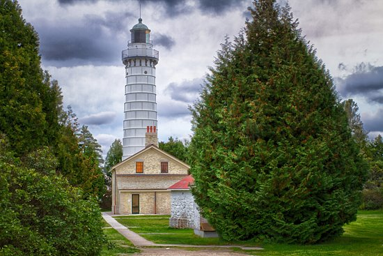 Door County, วิสคอนซิน: Cana Island Lighthouse