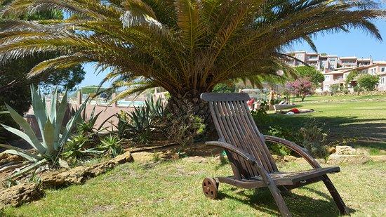 Porto Dona Maria Resort: vista desde el chiringuito de la piscina