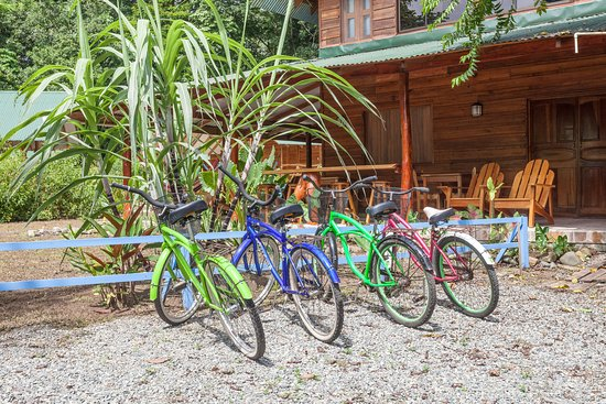 Cocles, Kostaryka: bicycle to rent