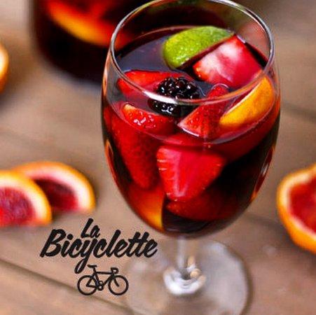 La Bicyclette: Sangría