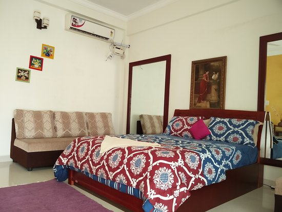 Bhuvi Serviced Apartments
