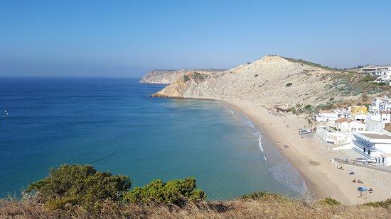 Porto Dona Maria Resort: Playa de Burgau