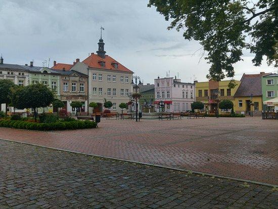 Tuchola, Poland: Rynek w Tucholi