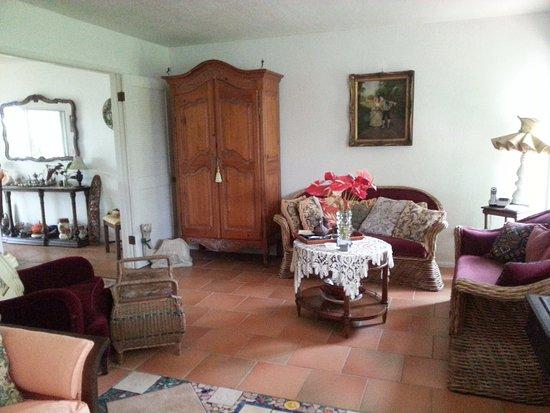 Pahoa, HI: Living room