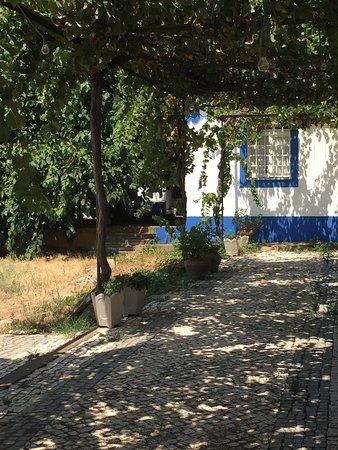 Montemor-o-Novo, Portugal: A Herdade é um lugar maravilhoso pelo espaço, cozinha e simpatia dos proprietarios. Recomendo um