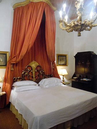 Pievescola, Italia: The Antica suite