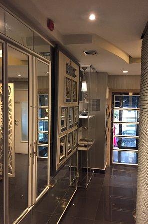 Le Trianon Luxury Hotel & Spa : Vue