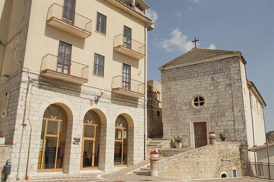 Montenerodomo, Italy: facciata