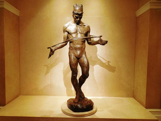 Art of Richard MacDonald: Each one is named and has a story