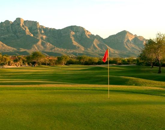 Oro Valley, AZ: Hole #8