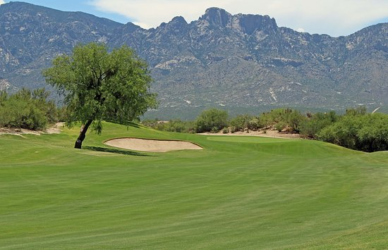 Oro Valley, AZ: It's a great day to golf