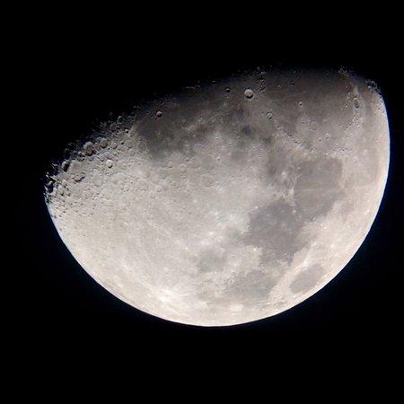 Mamalluca Observatory: Luna