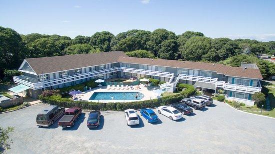 Harborside Resort Motel Located In Scenic Montauk Harbor