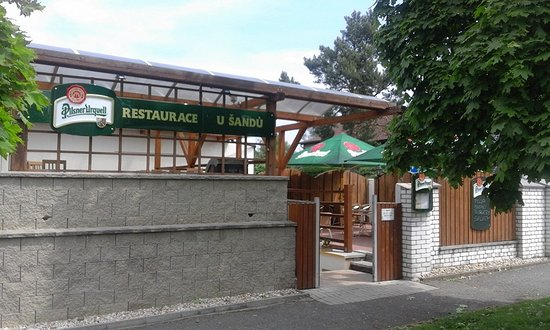 Ricany, Tsjechië: Restaurace