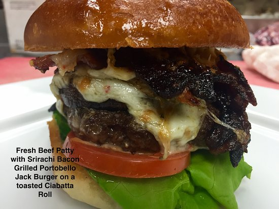 Montgomeryville, PA: Burgers that change weekly
