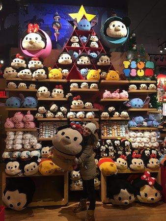 Tantissimi Peluches Foto Di Disney Store New York City Tripadvisor