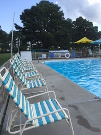 Maddox Family Campground: The Pool is Waiting for You!