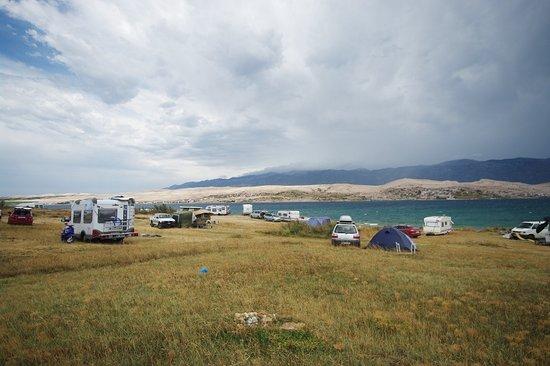 Sveti Duh Tent Camp