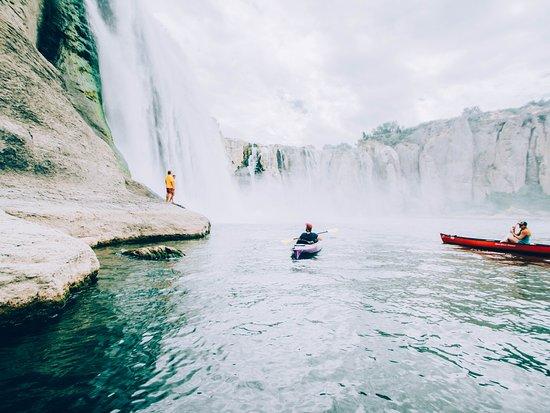 Idaho: Kayaking/Canoeing, Shoshone Falls, Twin Falls