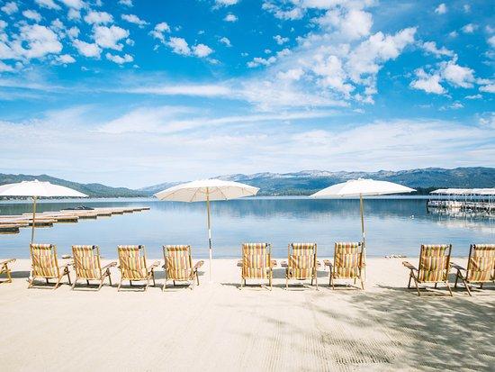 Idaho: Shore Lodge, McCall