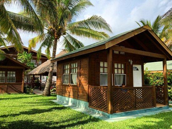 Hawaii, Gwatemala: Bungalow con baño privado
