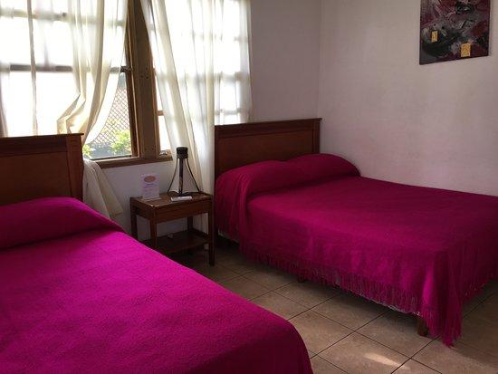 Hawái, Guatemala: Interior de la habitación
