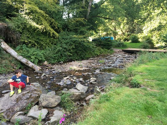 Pool Bridge Camp Site Updated 2018 Campground Reviews Porlock England Tripadvisor
