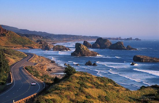 Jot's Resort : Oregon Coast