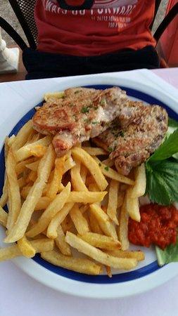 Vir, Croatie : Restaurant Zvonimir