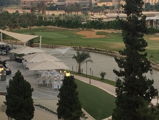 JW Marriott Hotel Cairo: Fantastic hotel for business and pleasure