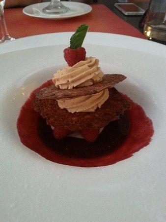 Hauterive, Suisse : Dessert