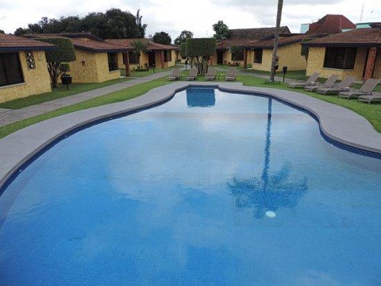 Villas Layfer : alberca