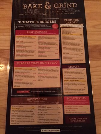 Willow Grove, PA: Food Menu