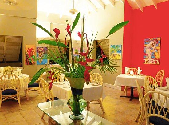 Buzz Restaurant Rodney Bay St Lucia