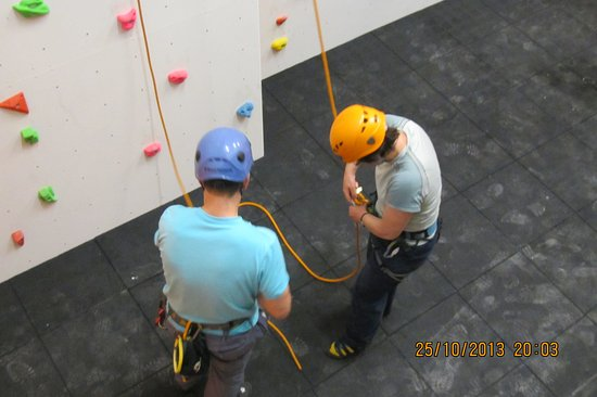 Upper Limits Indoor Climbing & Bouldering Wall