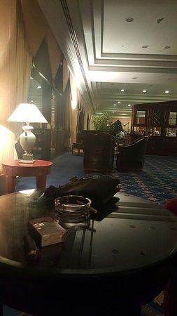 Hilton Pyramids Golf Resort: Nice lobby