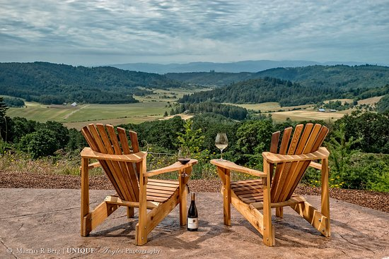 Youngberg Hill Vineyards & Inn: We are holding a seat for you