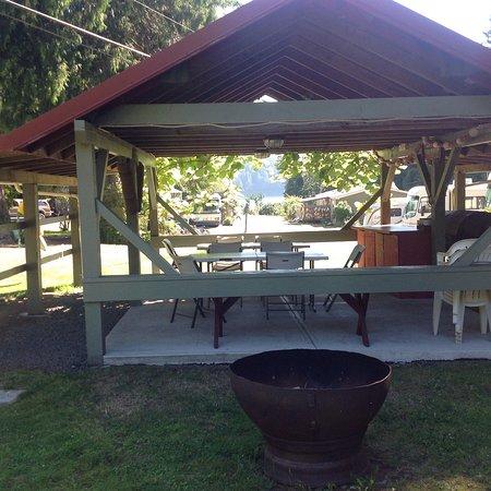 Brinnon, WA: Cove RV Park
